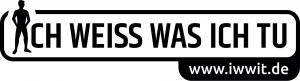 Logo von ICH WEISS WAS ICH TU